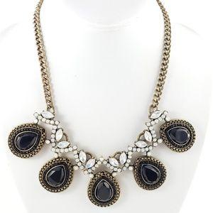J. Crew Jewelry - J. Crew Statement Necklace Art Deco